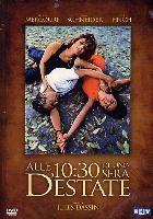 La copertina di Alle 10.30 di una sera d'estate (dvd)