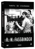 La copertina di Cofanetto Fassbinder 1 (dvd)