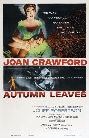 La locandina di Foglie d'autunno