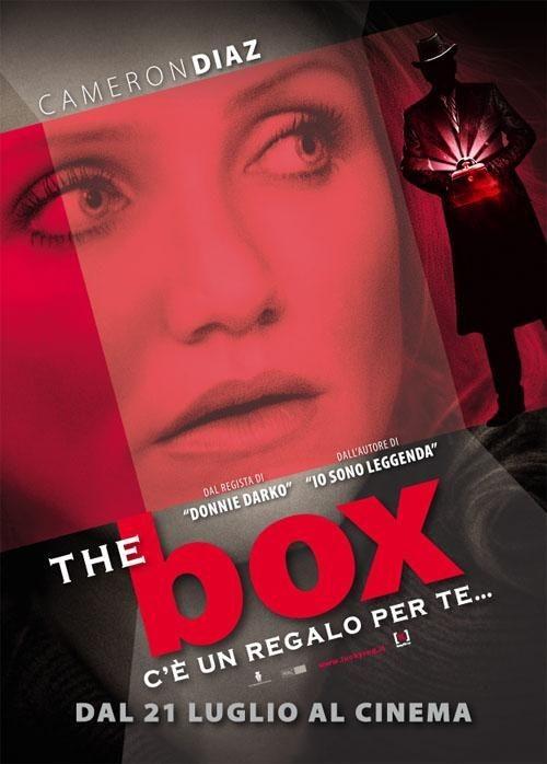 Locandina italiana di The Box