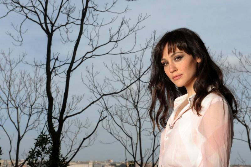 Maria Chiara Augenti in una fotografia di Fabrizio Di Blasio