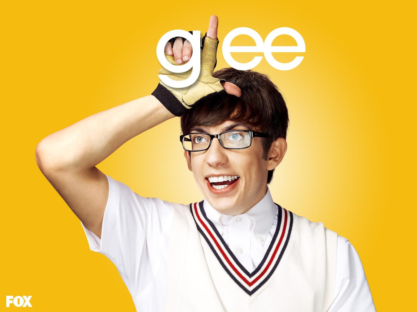 Wallpaper: Kevin McHale per la stagione 1 di Glee