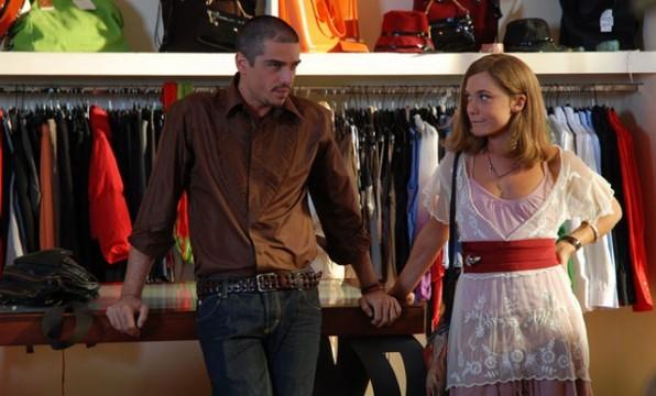 Camilla Ferranti e Massimiliano Varrese in una scena di Alice