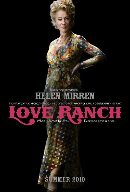 Character poster per Love Ranch - Helen Mirren