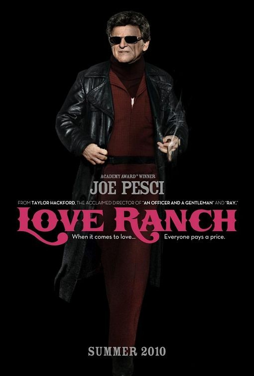 Character poster per Love Ranch - Joe Pesci