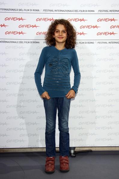 Greta Zuccheri Montanari al Festival Internazionale del Film di Roma nel 2009