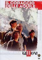 La copertina di Il coraggio delle aquile (dvd)