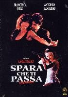 La copertina di Spara che ti passa (dvd)