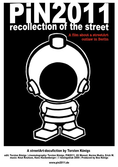 La locandina di PIN2011 - Recollection of the Street