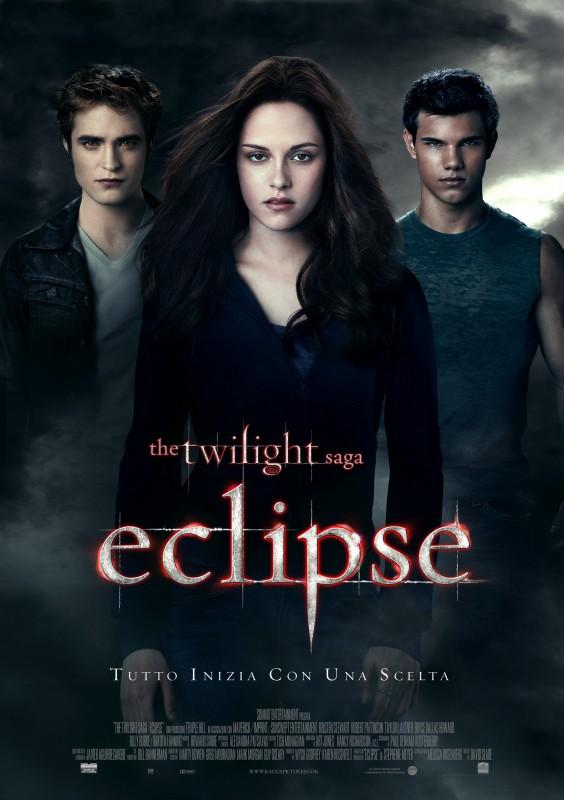 Locandina italiana per The Twilight Saga: Eclipse