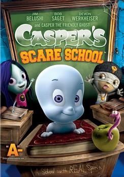 La locandina di Casper - Scuola di paura