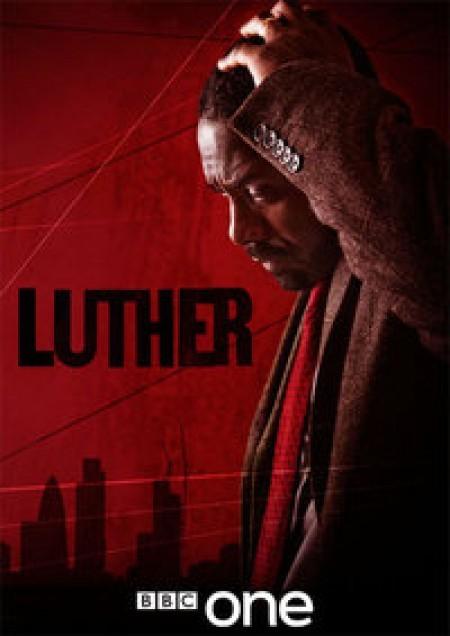 La locandina di Luther