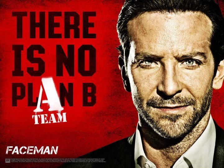 Wallpaper del film The A-Team con Bradley Cooper