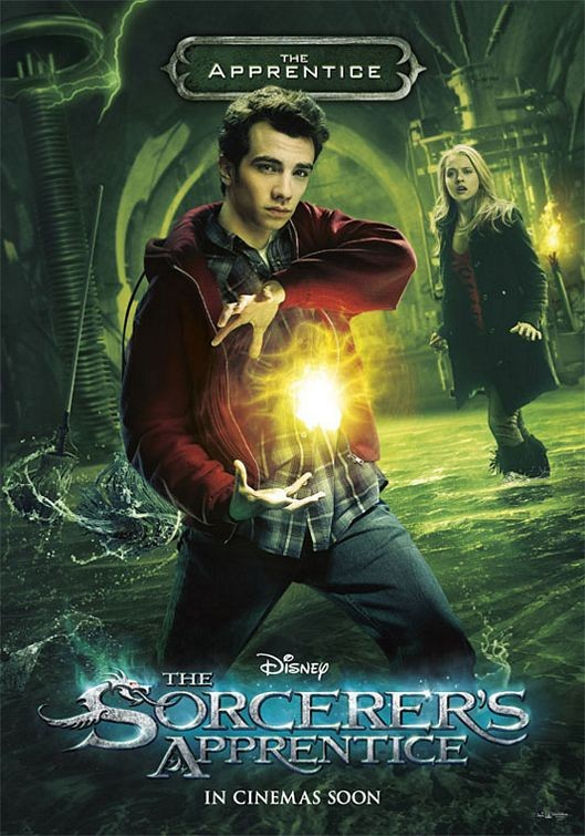 Character poster per The Sorcerer's Apprentice - The Apprentice