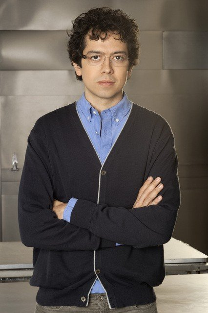Geoffrey Arend in una foto promozionale di Body of Proof