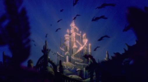 L\'imponente castello de La sirenetta