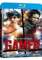 La copertina di Gamer (blu-ray)