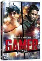 La copertina di Gamer (dvd)