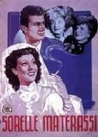 La copertina di Le sorelle Materassi (dvd)