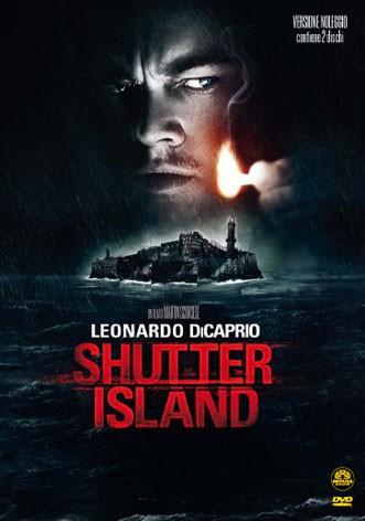 La copertina di Shutter Island (dvd)