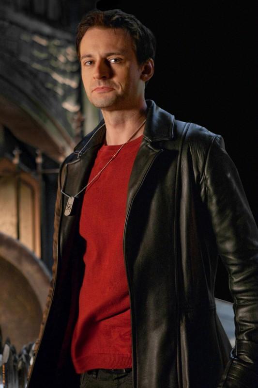 Callum Blue è Zod nell'episodio Salvation di Smallville