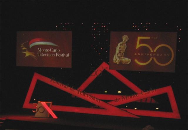Un'immagine dal Monte Carlo Television Festival 2010