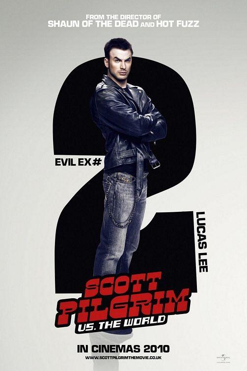 Character Poster per Scott Pilgrim vs. the World: ex n. 2, Lucas Lee