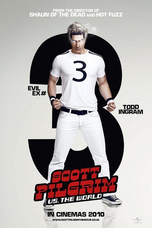Character Poster per Scott Pilgrim vs. the World: ex n. 3, Todd Ingram