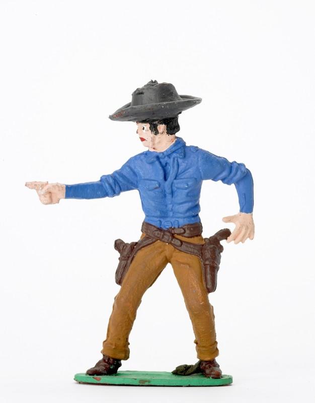 Cowboy, uno dei protagonisti del film A Town Called Panic (2009)