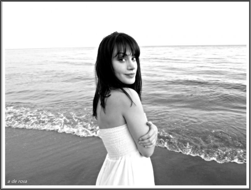 Crisula Stafida in una foto di Andrea De Rosa