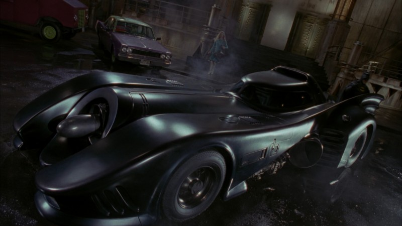 La Bat-mobile del film Batman