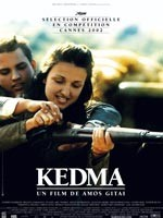 La locandina di Verso oriente - Kedma
