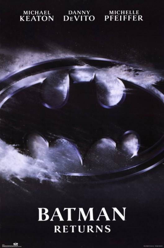 Locandina del film Batman - il ritorno (1992)