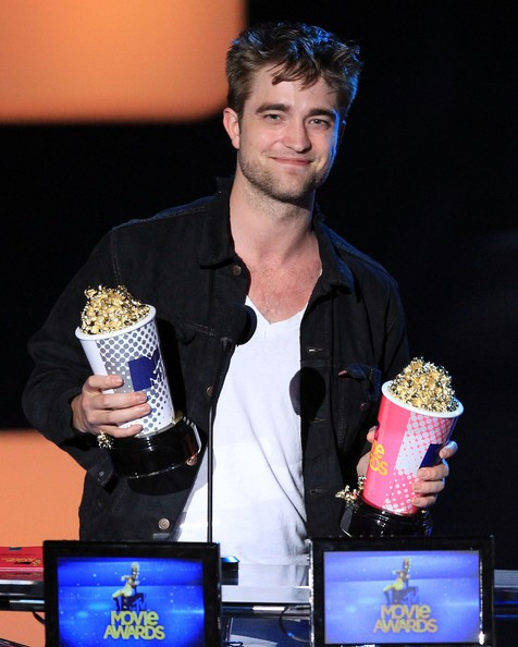 Robert Pattinson agli Mtv Movie Awards 2010
