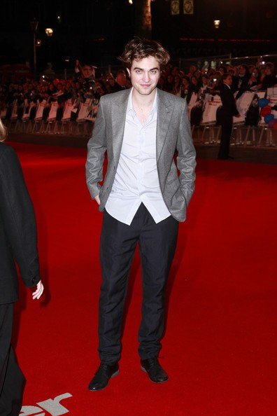 Robert Pattinson alla premiere di Remember Me