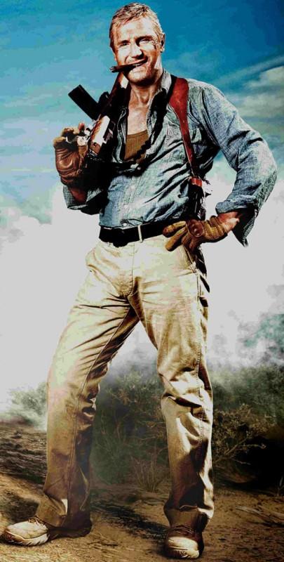 Un'immagine di Liam Neeson dal film The A-Team