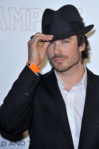Ian Somerhalder al 50th Montecarlo Film Festival per presentare The Vampire Diaries