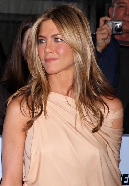 Jennifer Aniston alla prima di The Bounty Hunter a New York
