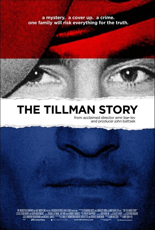 Nuovo poster per The Tillman Story