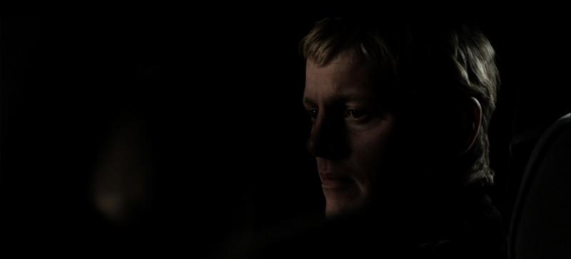 Primo piano di Morten Holst dal film Brotherhood (Broderskab)