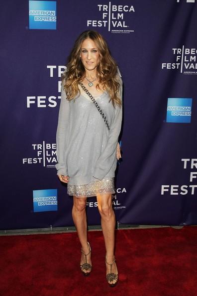Sarah Jessica Parker al Tribeca Film Festival