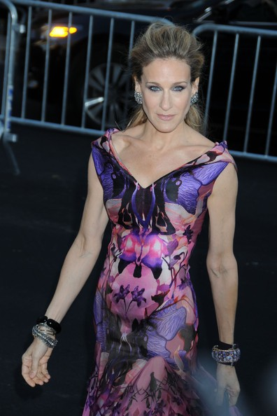 Sarah Jessica Parker indossa i diamanti