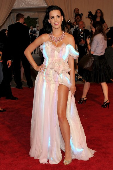 Katy Perry a una serata di gala