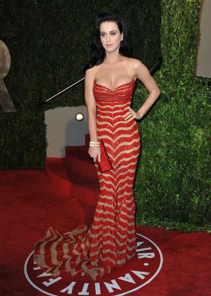 Katy Perry al party di Vanity Fair organizzato per gli Oscar 2010