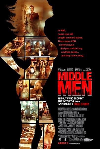 La locandina di Middle Men
