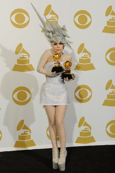 Lady GaGa ai Grammy Awards