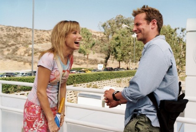 Sandra Bullock e Bradley Cooper, protagonisti del film All About Steve