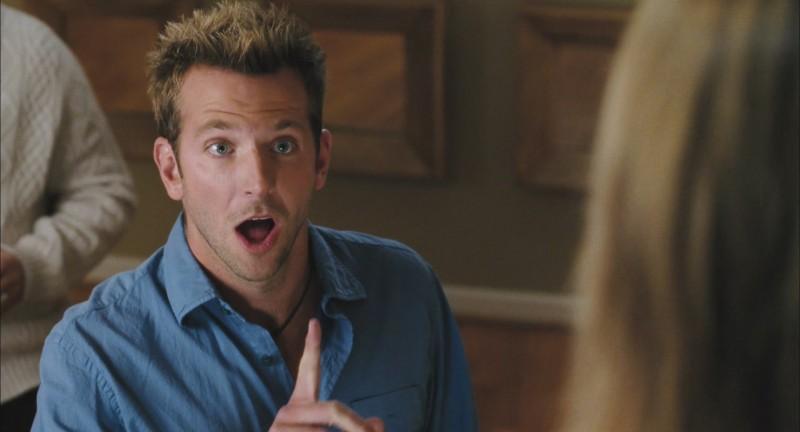 Un'immagine di Bradley Cooper tratta dal film All About Steve