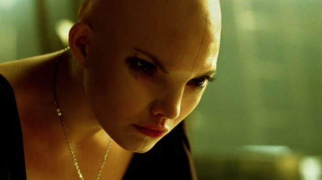 Delphine Chanéac in un'immagine del film Splice