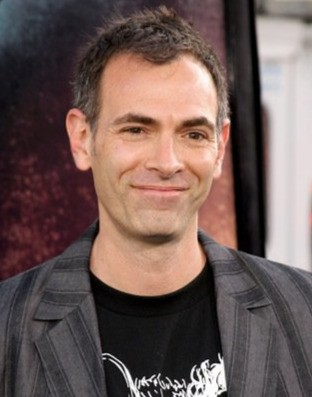 Il regista Vincenzo Natali alla premiere di Los Angeles del suo Splice